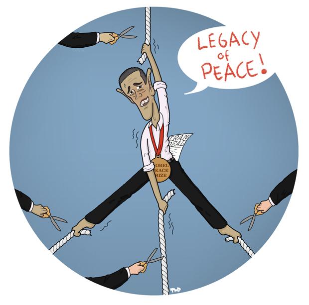 150724 Obama's Legacy
