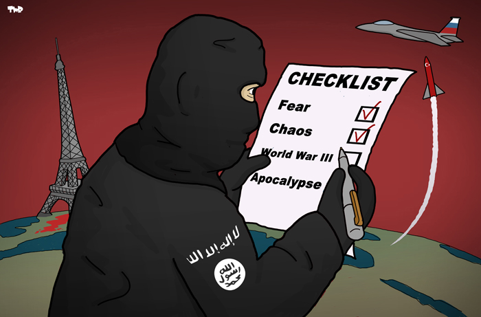 151125 ISIS to-do list