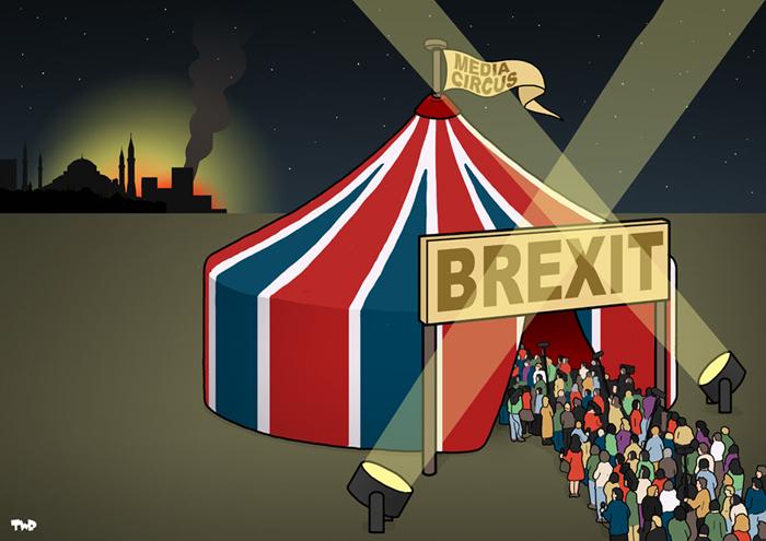 160701 Brexit media circus