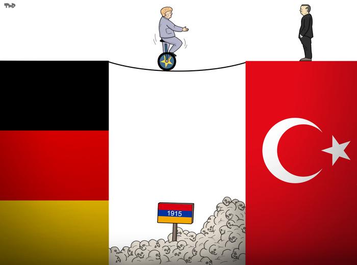 160902 Merkel-genocide-Turkey