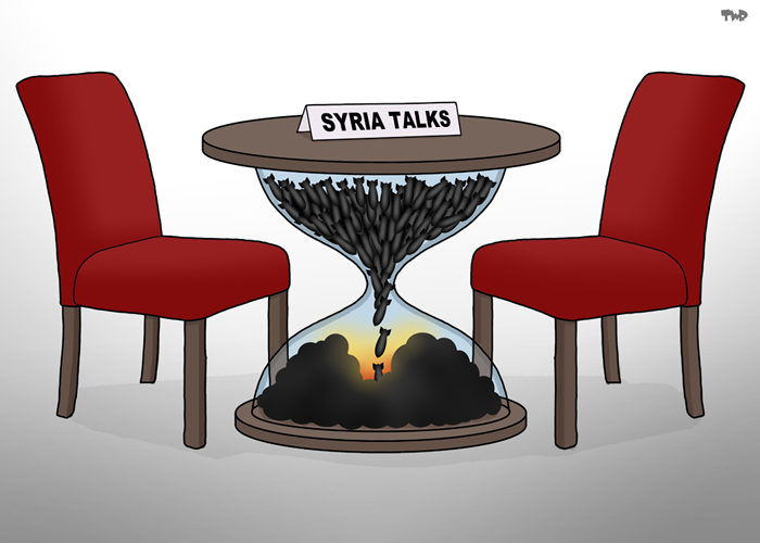 160926 Syria talks