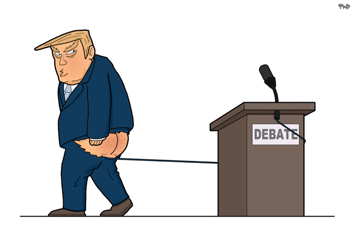 160929 Trump debate