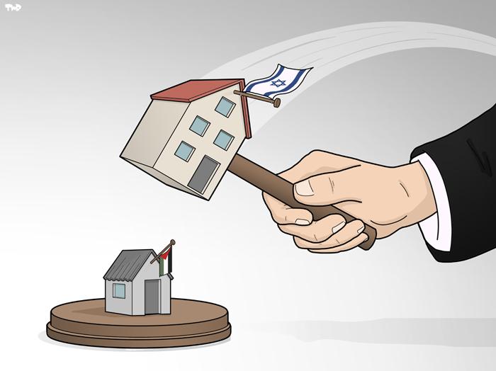 170208 Legalizing Israeli settlements