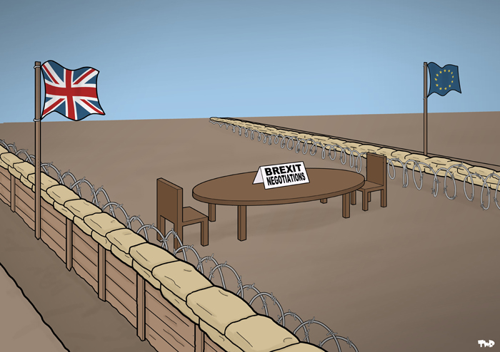 170224 Brexit negotiations