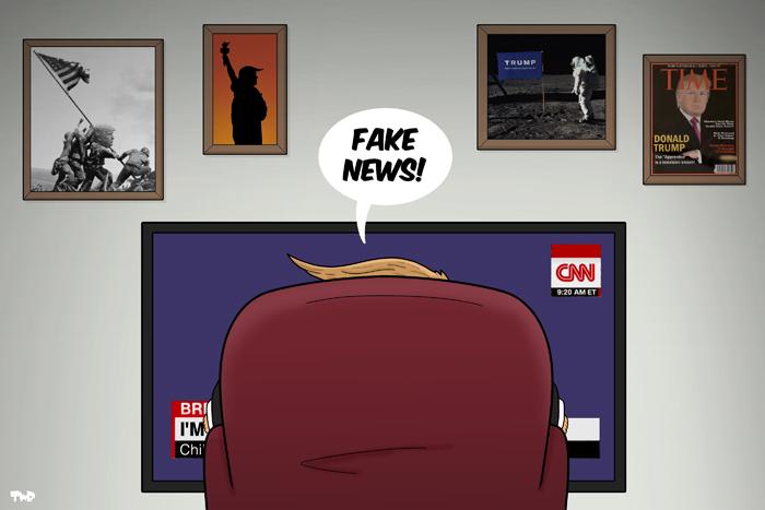 170629 Trump-fake news
