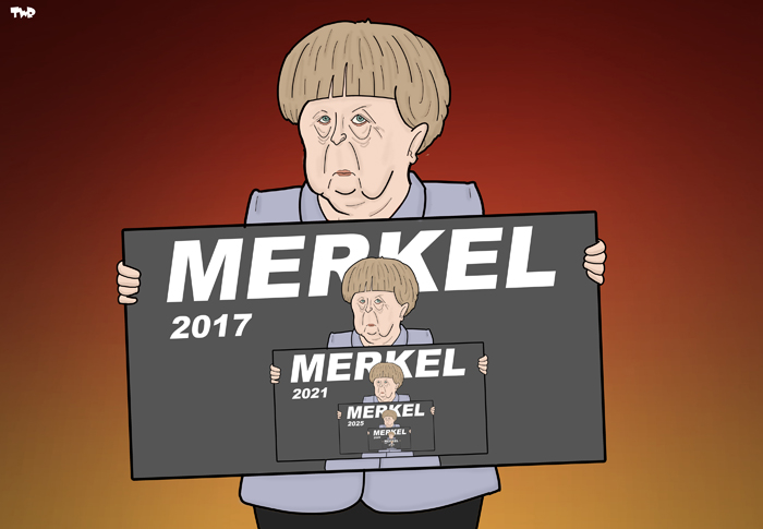170922 Merkel