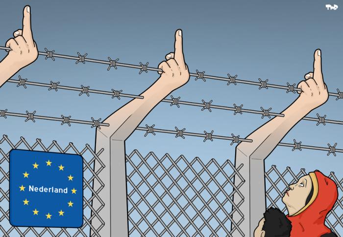 Vluchtelingenbeleid Rutte III