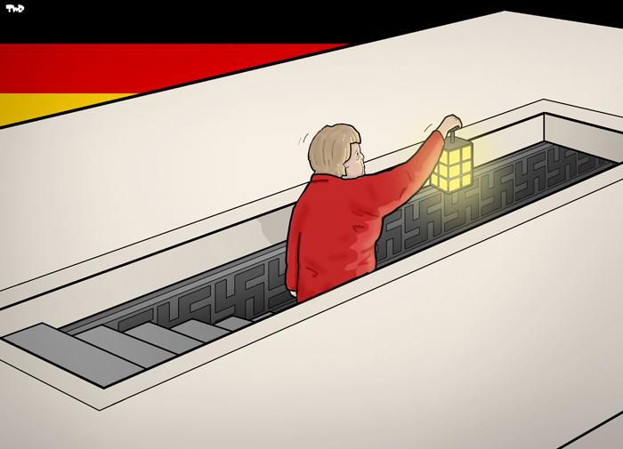 171122 Merkel-new elections in Germany