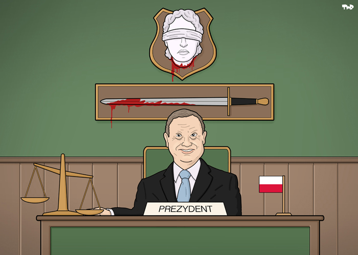 171221 Judicial reform in Poland