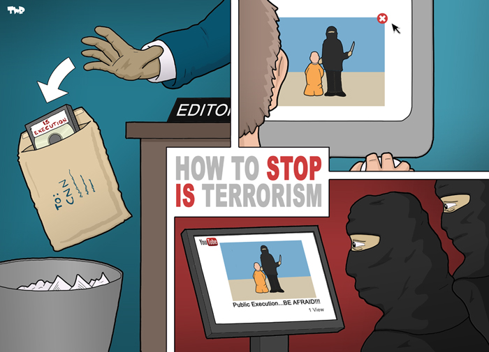 150218 How To Stop IS Terrorism