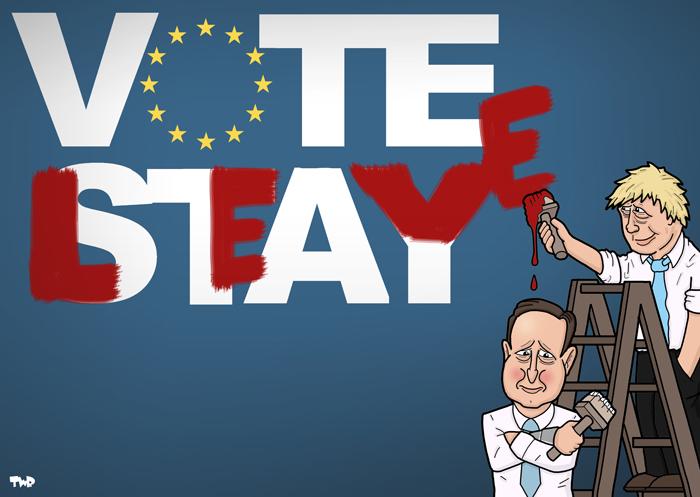 Cameron-Boris Johnson-Brexit
