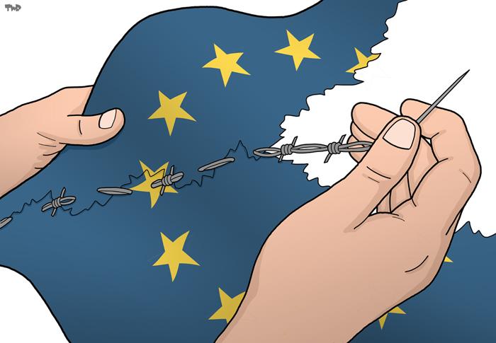 161020 EU Flag