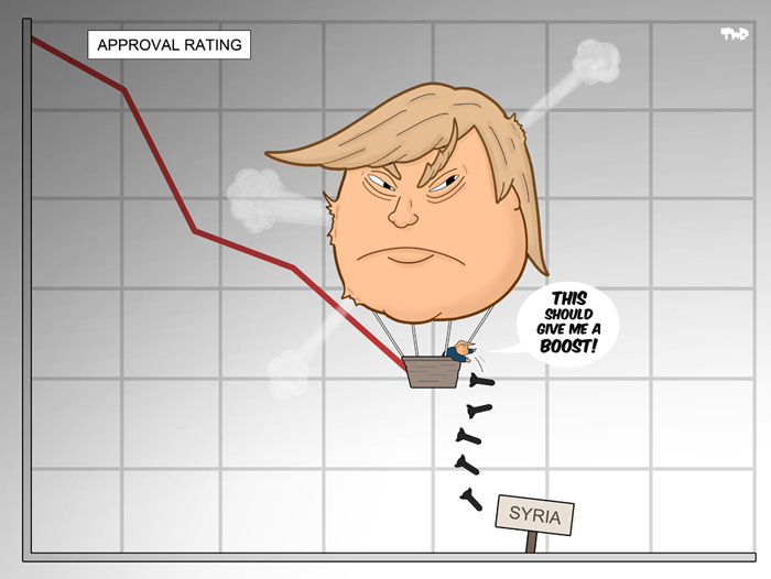 170412 Trump approval rating