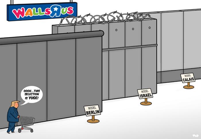 170901 USA wall prototypes