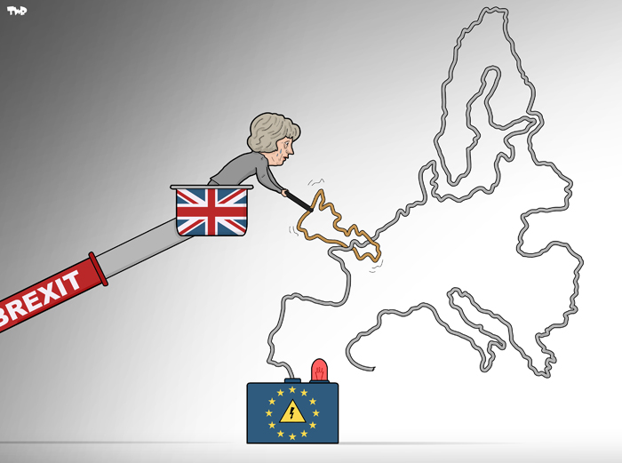 170914 Long process of Brexit