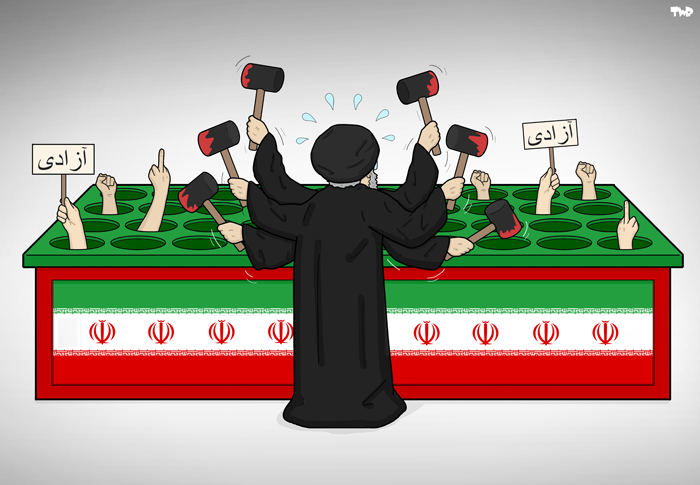 180103 Iran protests