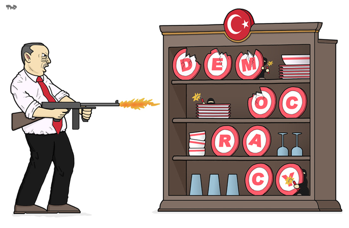 Erdogan-war on terror