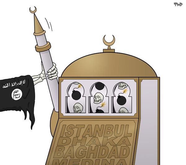 160705 IS Terrorism