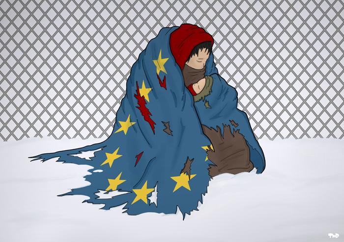 170117 Refugee winter