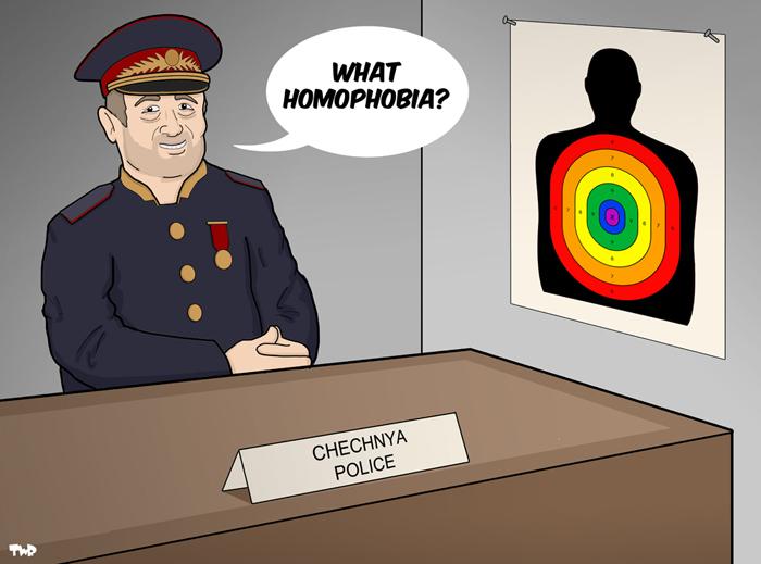170516 Chechnya homophobia