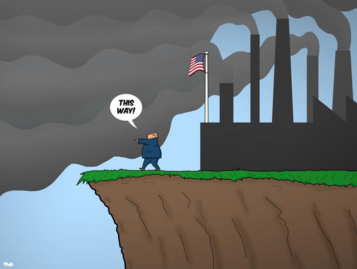170601 Trump-Paris climate deal