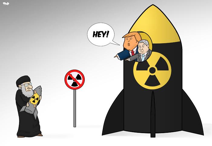 180501 Iran deal