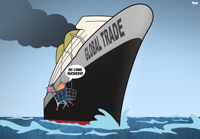 180703 Trump & global trade