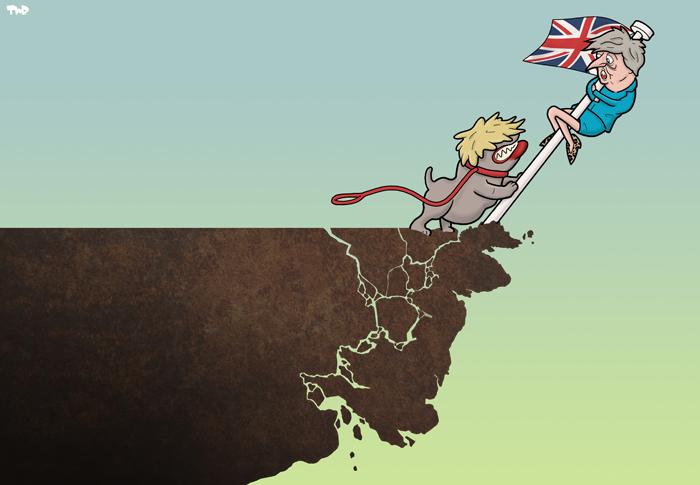 181002 Boris & Theresa