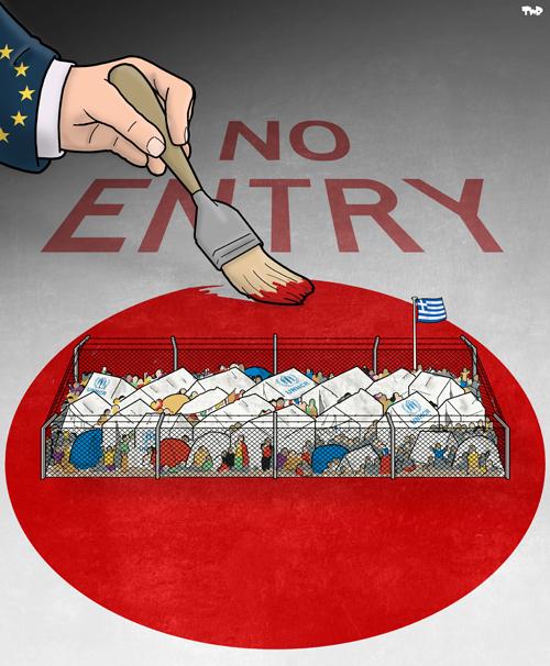 180920 EU No Entry