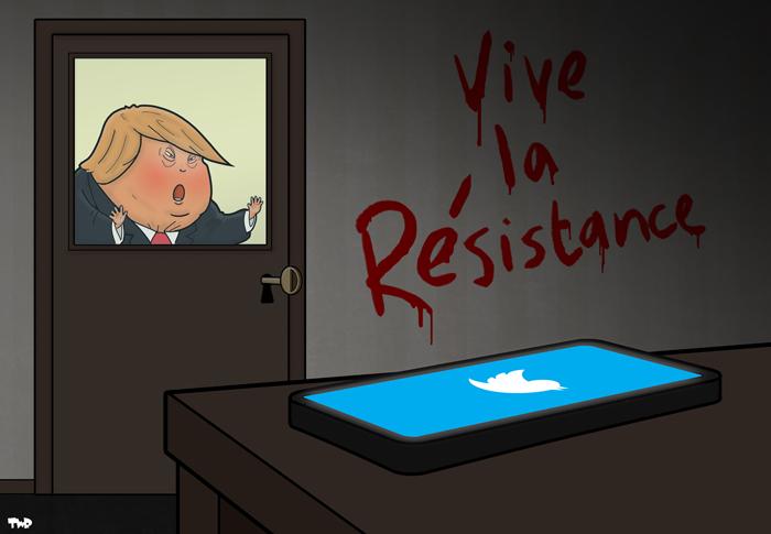 180910 Trump resistance