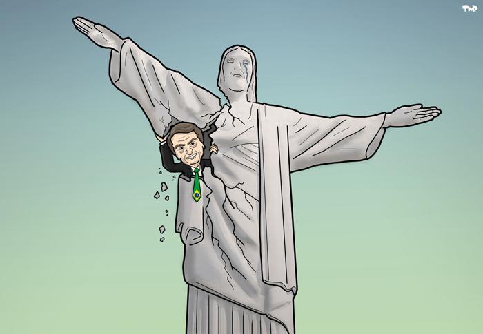 181008 Bolsonaro Brazil