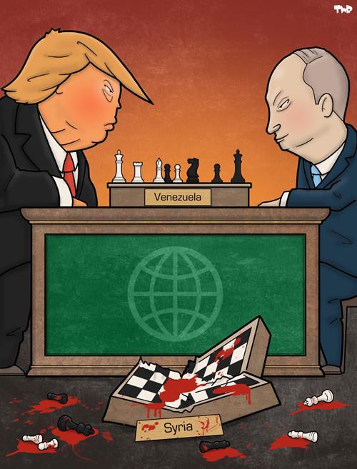 190131 Venezuela-USA-Russia EN