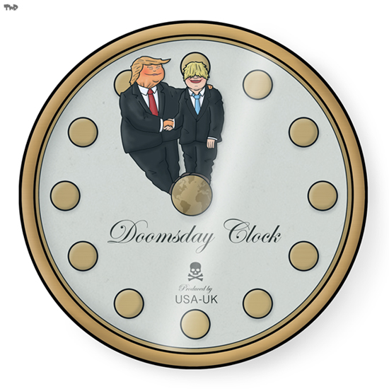 190729 Doomsday clock
