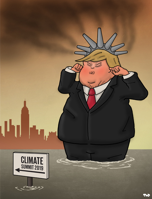 190923 Climate summit