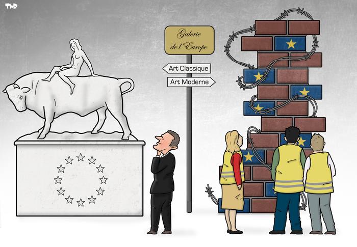 190306 Europe-Macron
