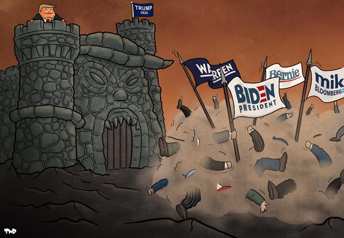 200203 Primary Democrats