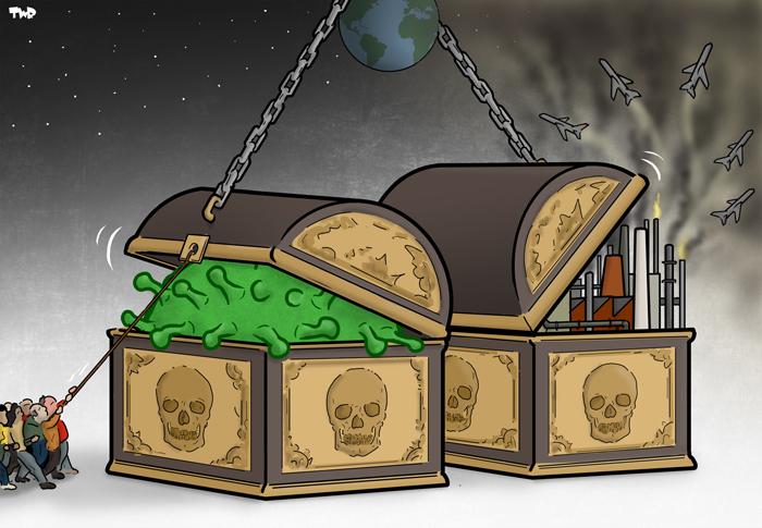 200519 Pandora's boxes