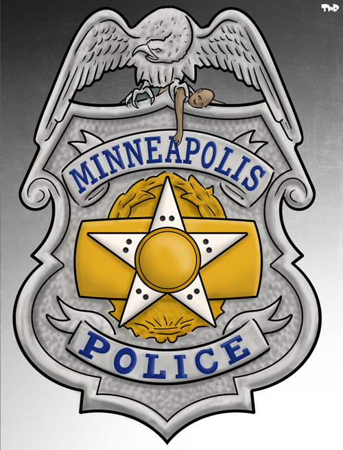 200529 Minneapolis police