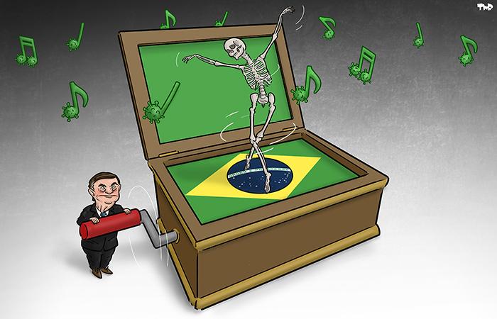 210416 Brazil