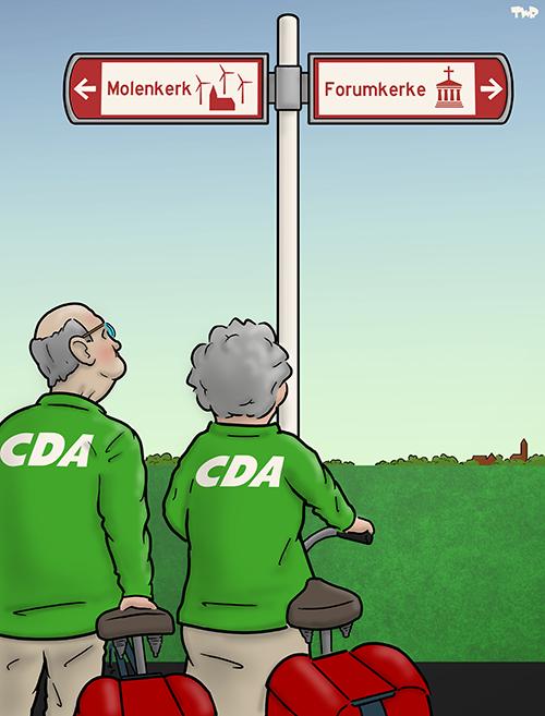 200625 Koers CDA
