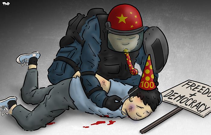 210701 China 100 years