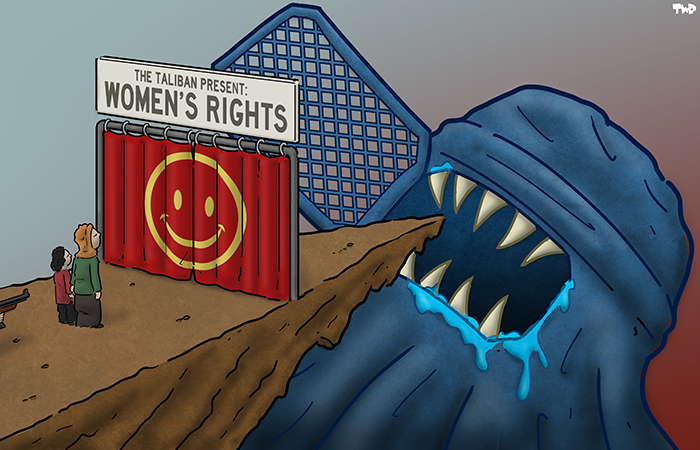 210818 Womens rights Afghanistan
